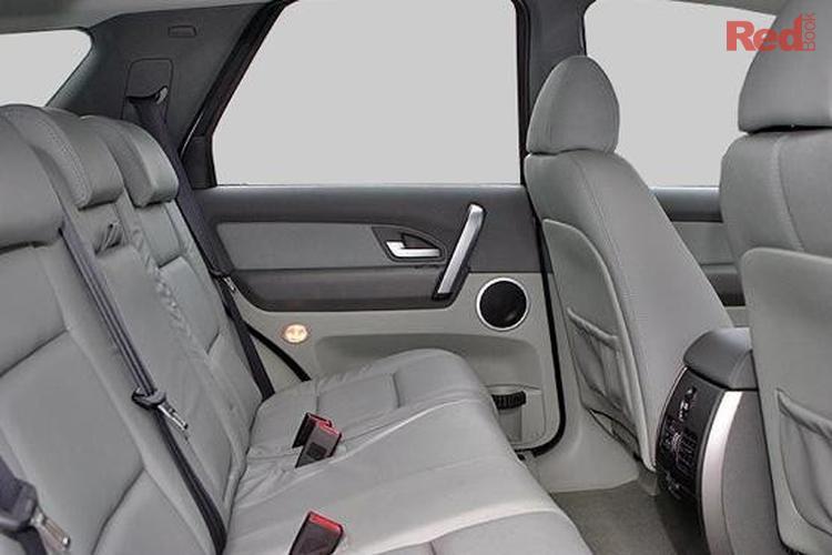 2006 Ford Territory Ghia SY
