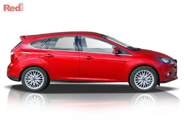 2012 Ford Focus Sport LW