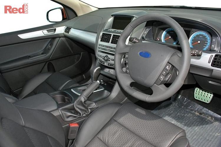 2011 Ford Falcon XR6 Limited Edition FG