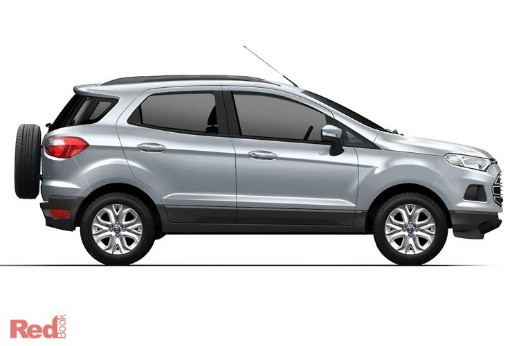 2013 Ford Ecosport Trend BK