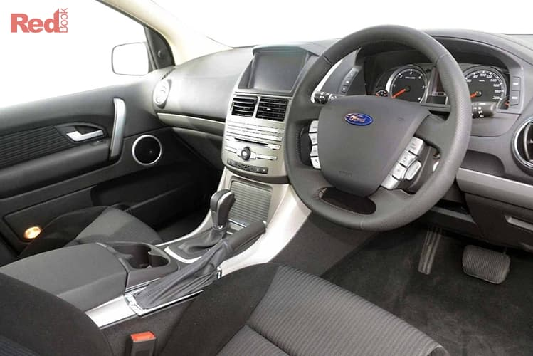 2013 Ford Territory TS SZ