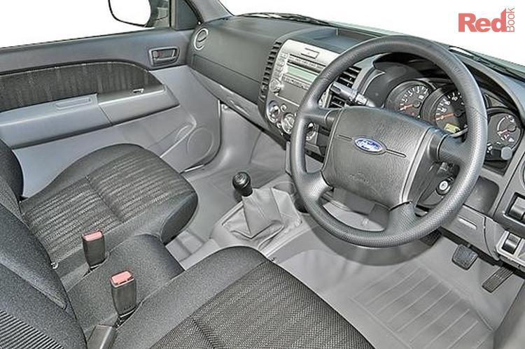 2010 Ford Ranger XL PK