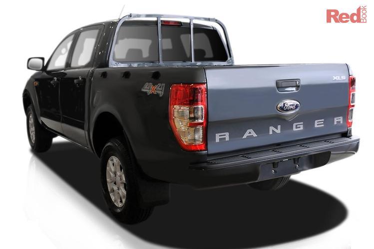 2016 Ford Ranger XLS PX Mkii 4X4 Dual Range