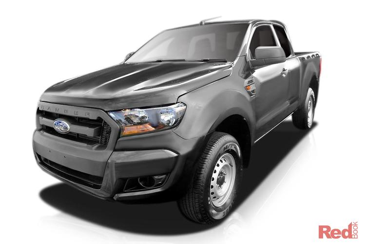 2016 Ford Ranger XL PX Mkii