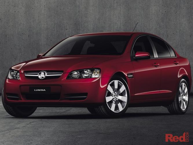 2007 Holden Commodore Lumina VE