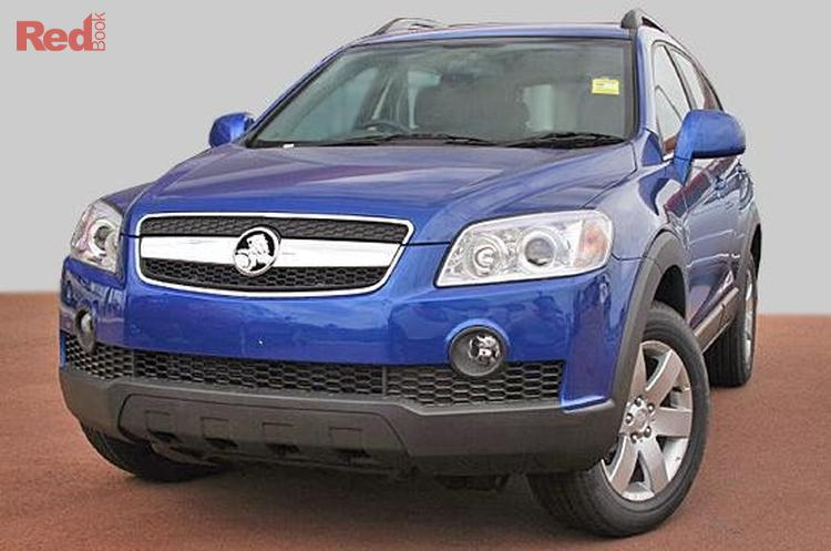 2008 Holden Captiva CX CG MY08