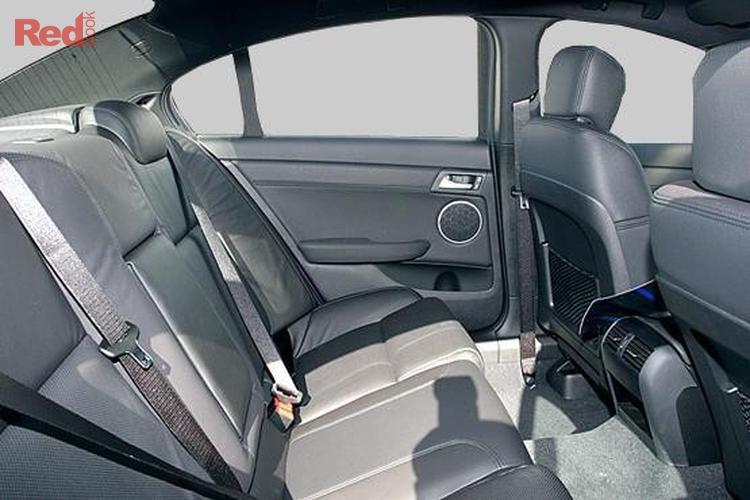 2006 Holden Commodore SS V VE
