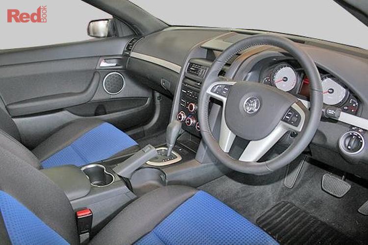 2008 Holden UTE SV6 VE