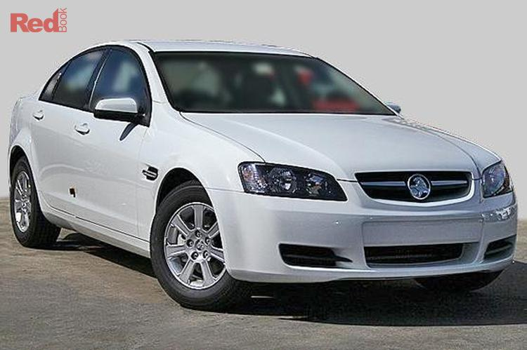 2008 Holden Commodore Omega VE MY09