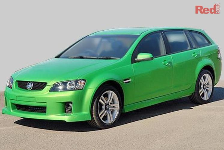 2008 Holden Commodore SV6 VE MY09