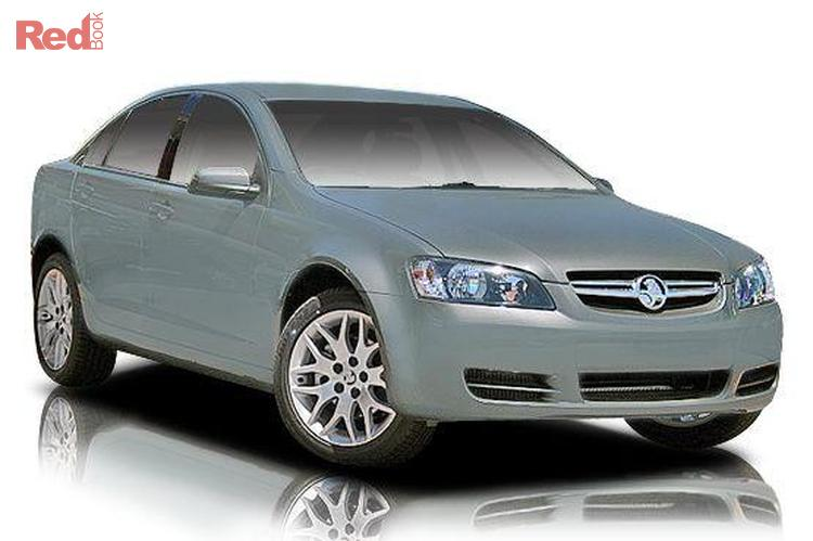 2009 Holden Commodore 60TH Anniversary VE MY09.5