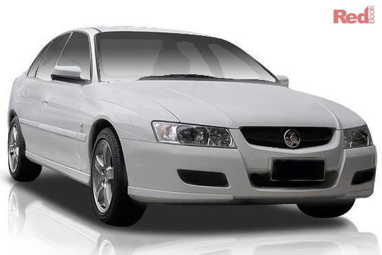 2005 Holden Commodore Equipe VZ