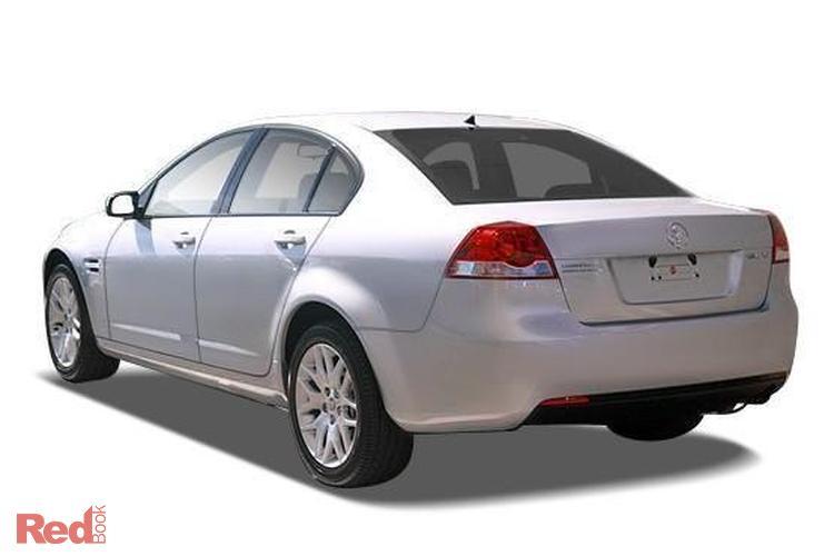 2010 Holden Commodore International VE MY10