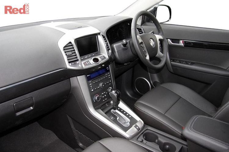 2012 Holden Captiva 7 LX CG Series II AWD