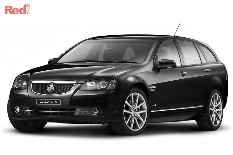 2012 Holden Calais V VE Series II MY12.5