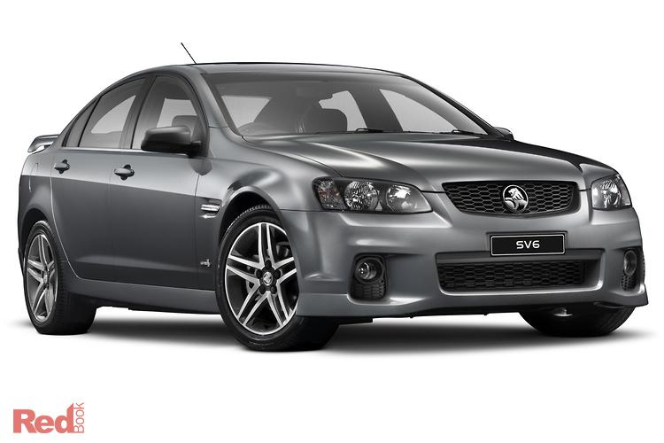 2012 Holden Commodore SV6 VE Series II MY12