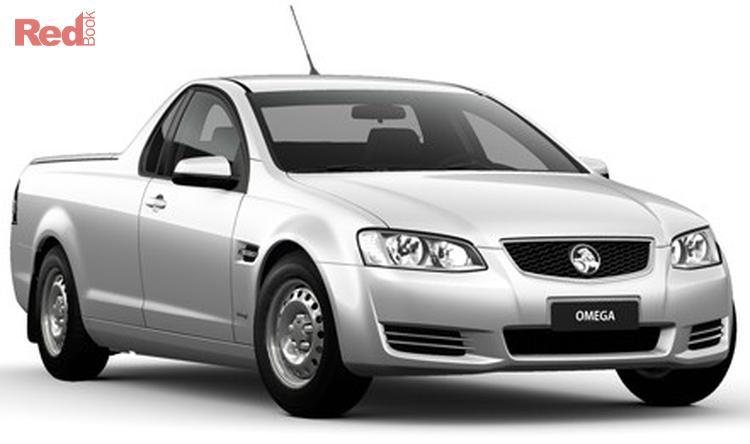 2012 Holden UTE Omega VE Series II MY12