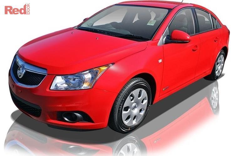 2012 Holden Cruze CD JH Series II MY13