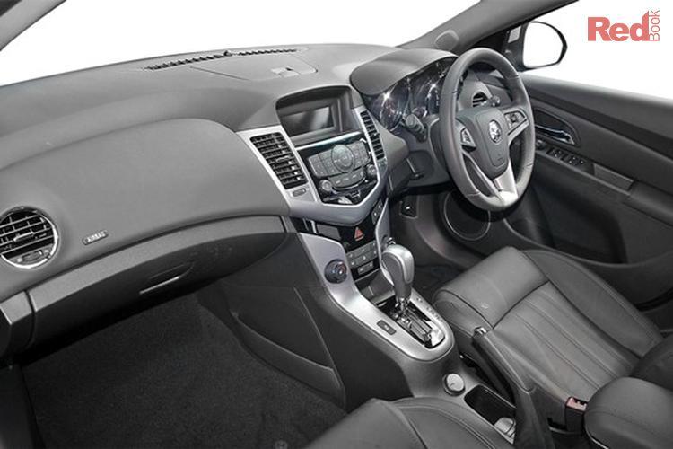 2012 Holden Cruze CDX JH Series II MY13