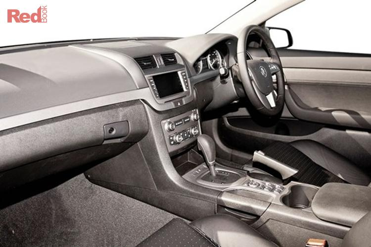 2011 Holden Commodore Equipe VE Series II MY12