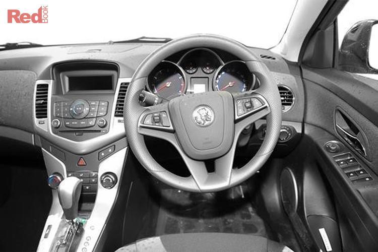 2013 Holden Cruze CD JH Series II MY13