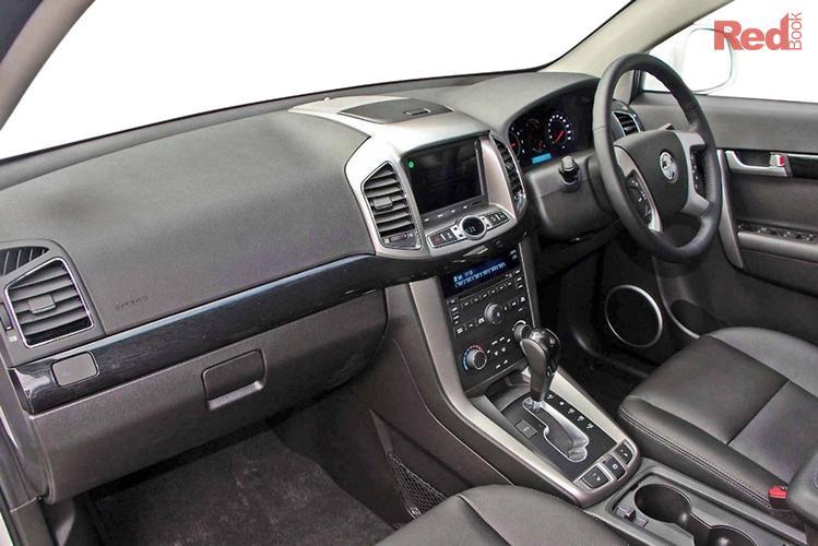 2013 Holden Captiva 7 LX CG Series II MY12 AWD