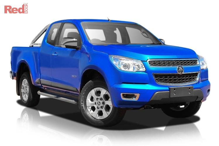 2013 Holden Colorado LTZ RG MY13