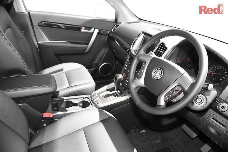 2012 Holden Captiva 7 LX CG Series II MY12