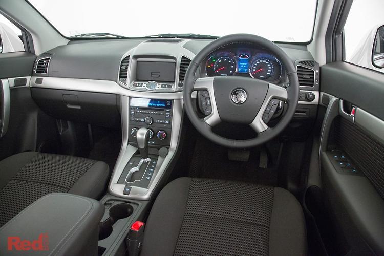 2014 Holden Captiva 7 LS CG MY14