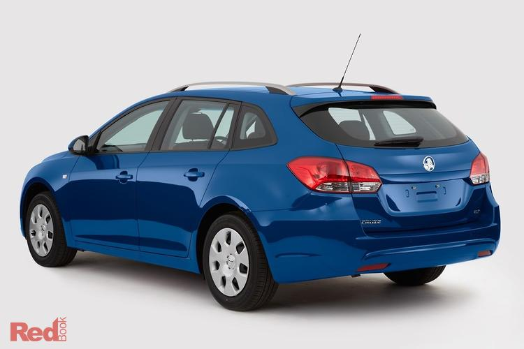 2014 Holden Cruze CD JH Series II MY14