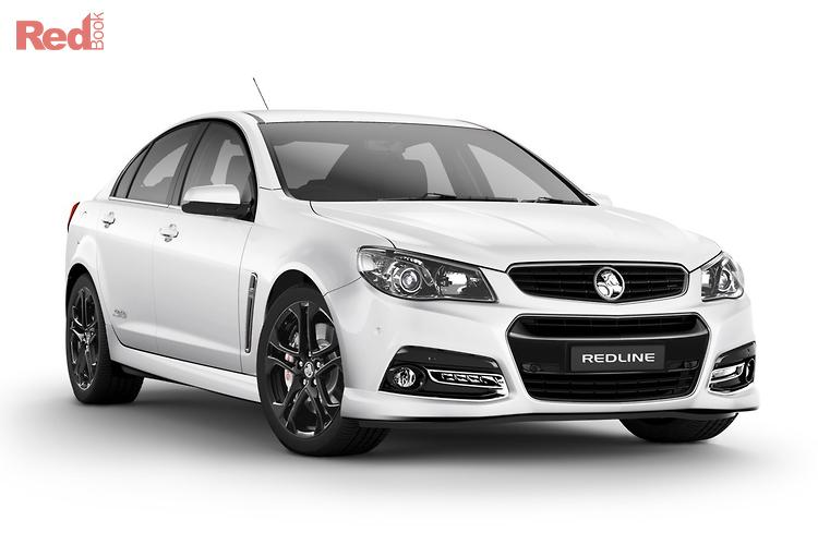 2014 Holden Commodore SS V Redline VF MY15