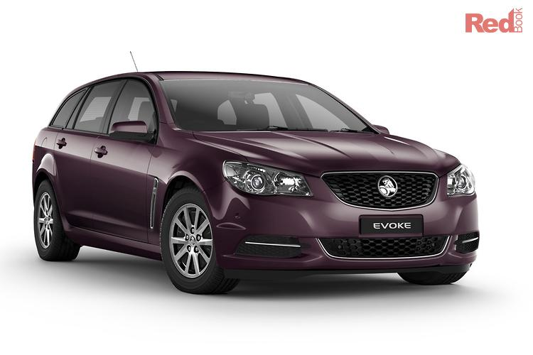 2015 Holden Commodore Evoke VF MY15