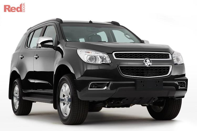 2015 Holden Colorado 7 LTZ RG MY15