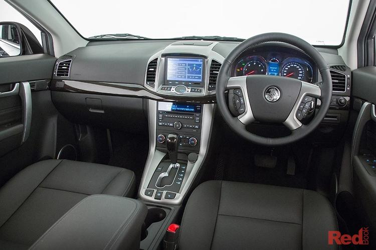 2015 Holden Captiva 7 LTZ CG MY15 AWD