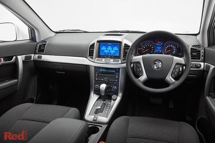2015 Holden Captiva 7 LS CG MY15