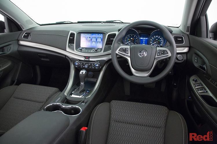 2015 Holden Commodore Evoke VF MY15