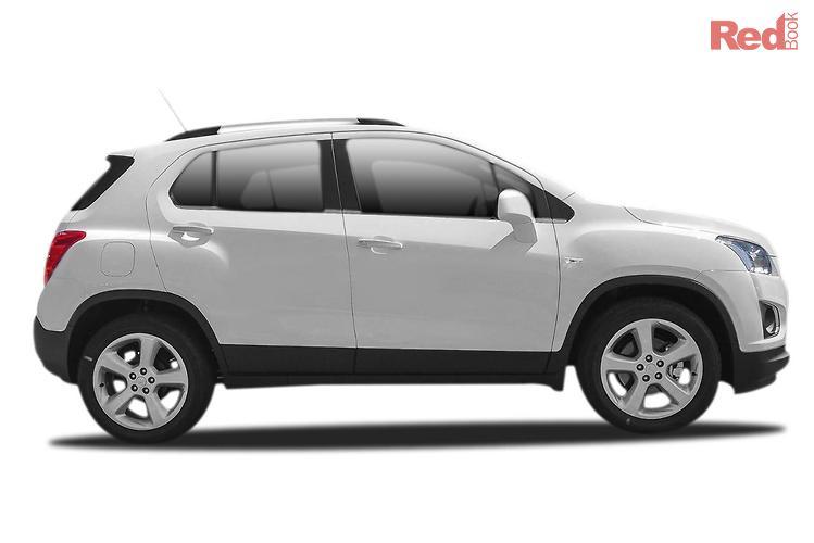 2015 Holden Trax LTZ TJ MY16