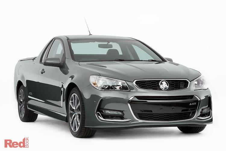2016 Holden UTE SS V VF Series II MY16