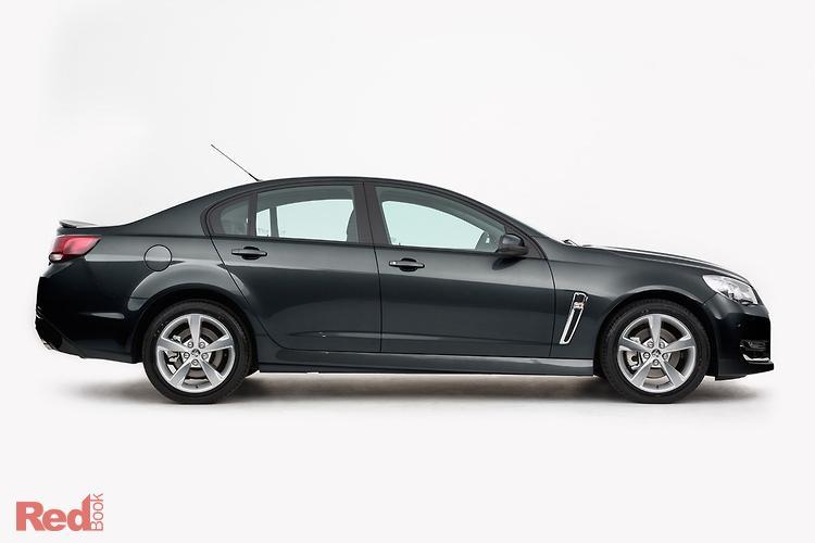 2016 Holden Commodore SV6 VF Series II MY16