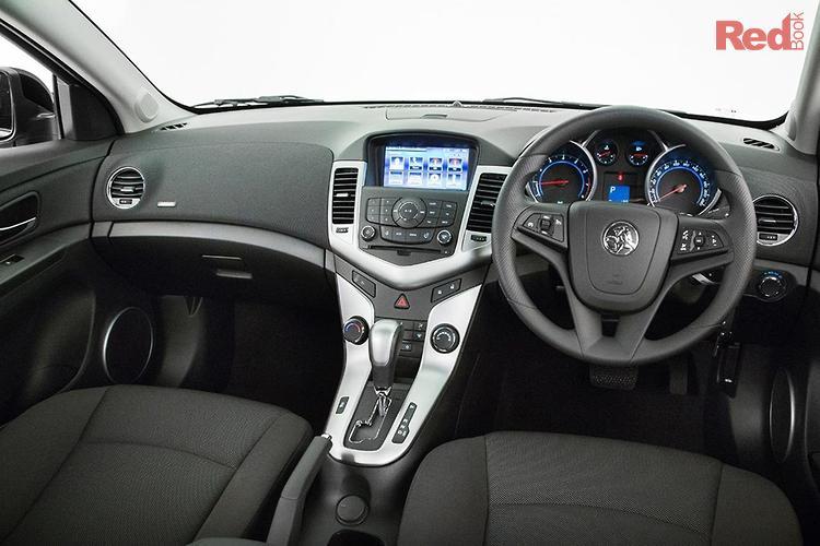 2016 Holden Cruze CD JH Series II MY16