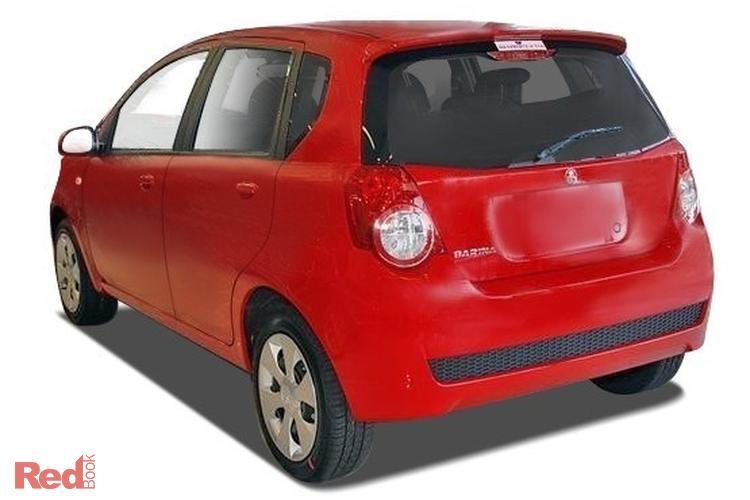 2009 Holden Barina  TK MY10