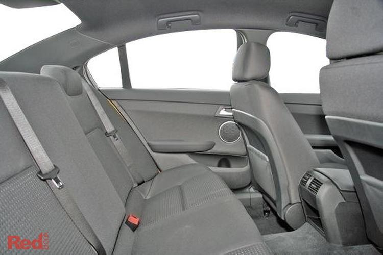 2010 Holden Commodore SV6 VE MY10
