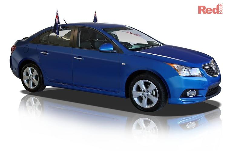 2011 Holden Cruze SRI-V JH Series II MY11