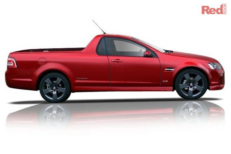 2011 Holden UTE SV6 Thunder VE Series II