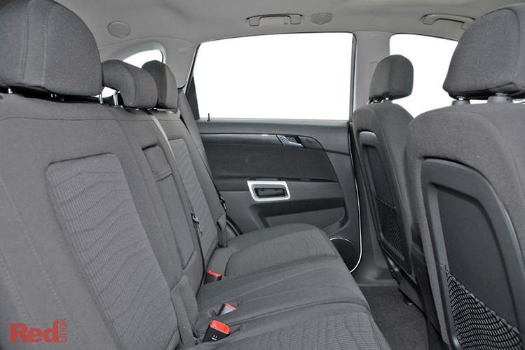 2012 Holden Captiva 5 CG Series II MY12