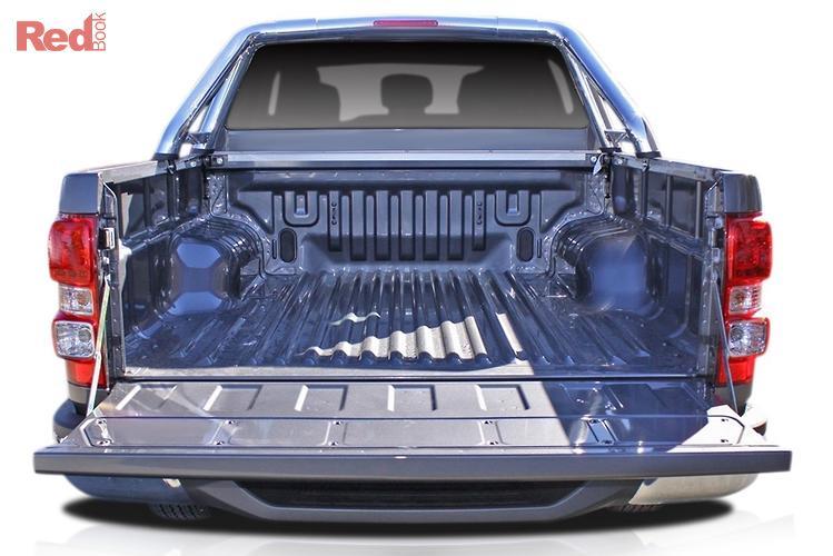 2013 Holden Colorado LTZ RG MY13 4X4 Dual Range