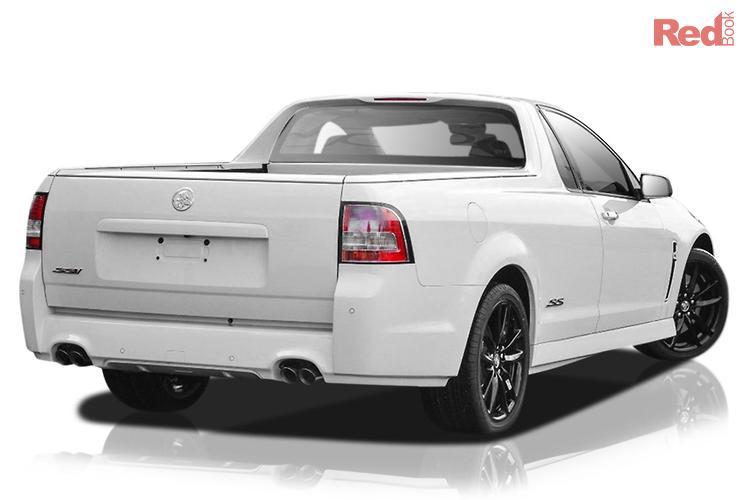 2013 Holden UTE SS V Redline VF MY14