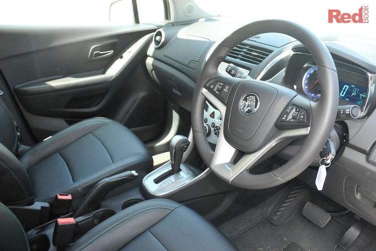 2016 Holden Trax LTZ TJ MY16