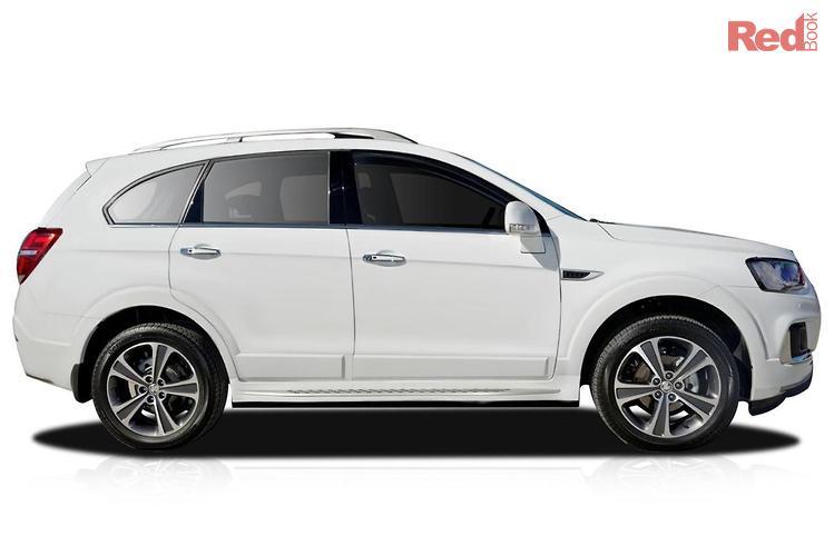 2016 Holden Captiva LTZ CG MY16