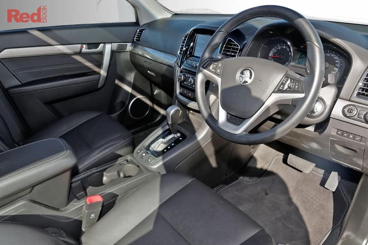 2016 Holden Captiva LTZ CG MY16 AWD